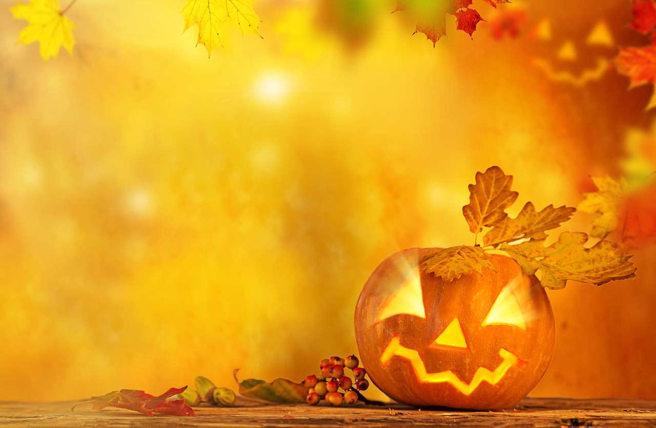 Halloween Ideen, Buffet, Ursprung