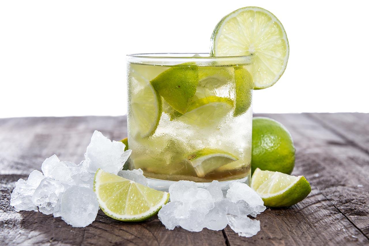 Caipirinha Cocktail Rezept