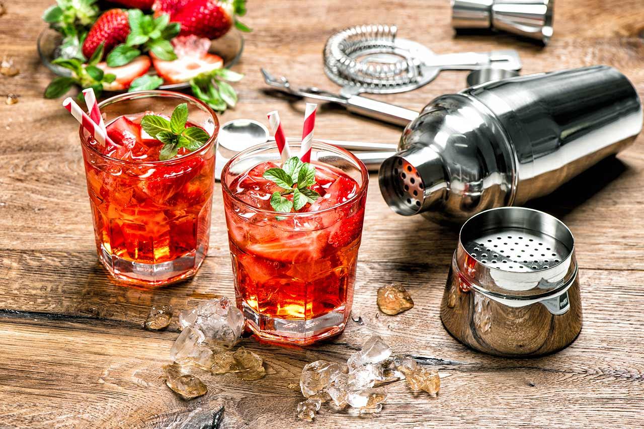 Cocktail Rezepte, Sommercocktails
