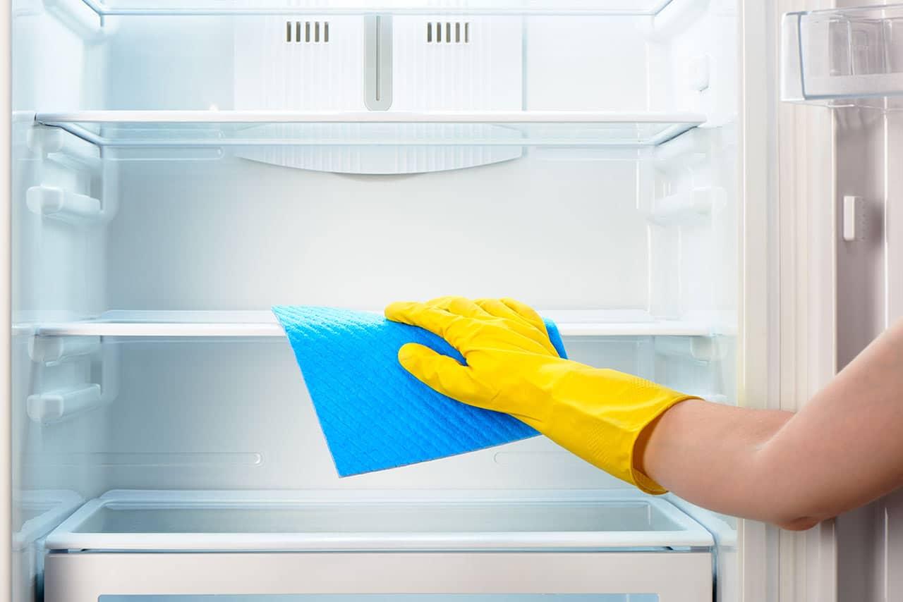 Kühlschrank richtig einräumen, abtauen, reinigen