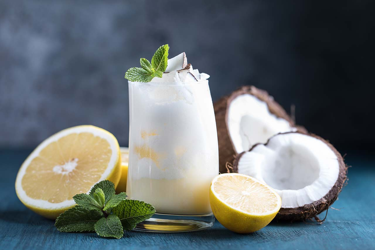 Pina Colada Cocktail Rezept