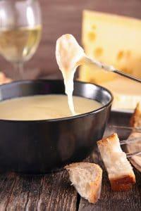 Käsefondue selber machen, Rezept
