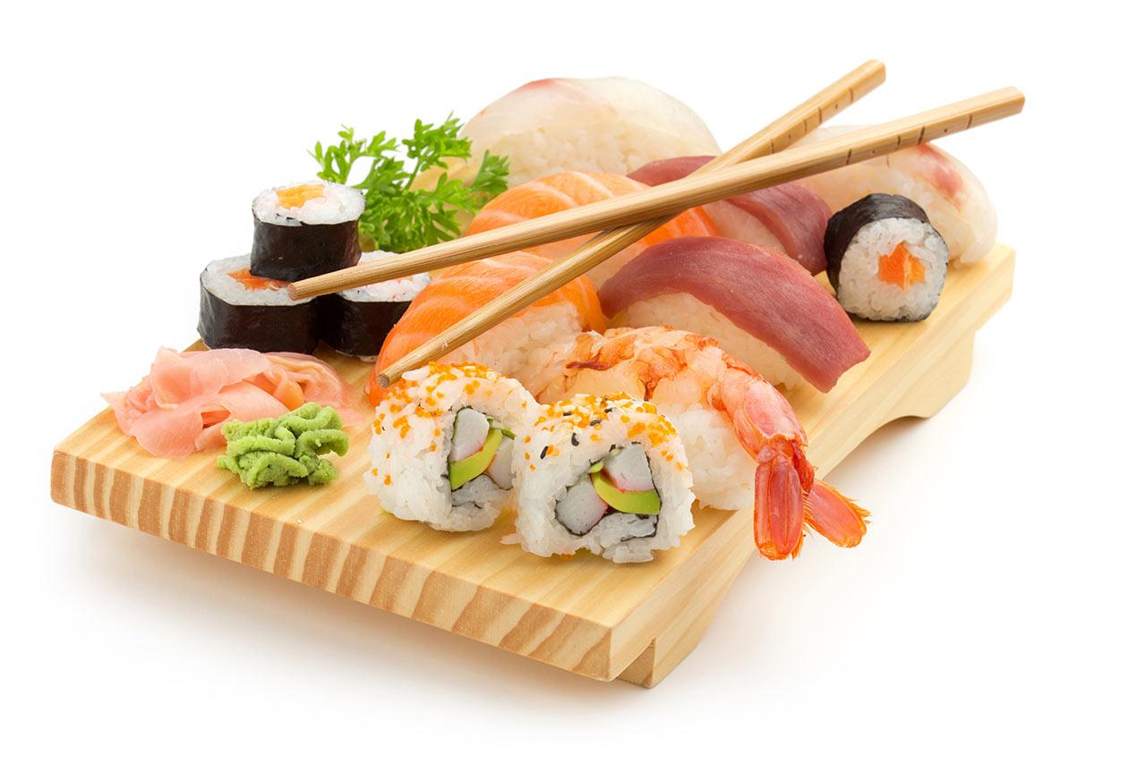 Sushi Guide, Anfänger, Sorten, gesund