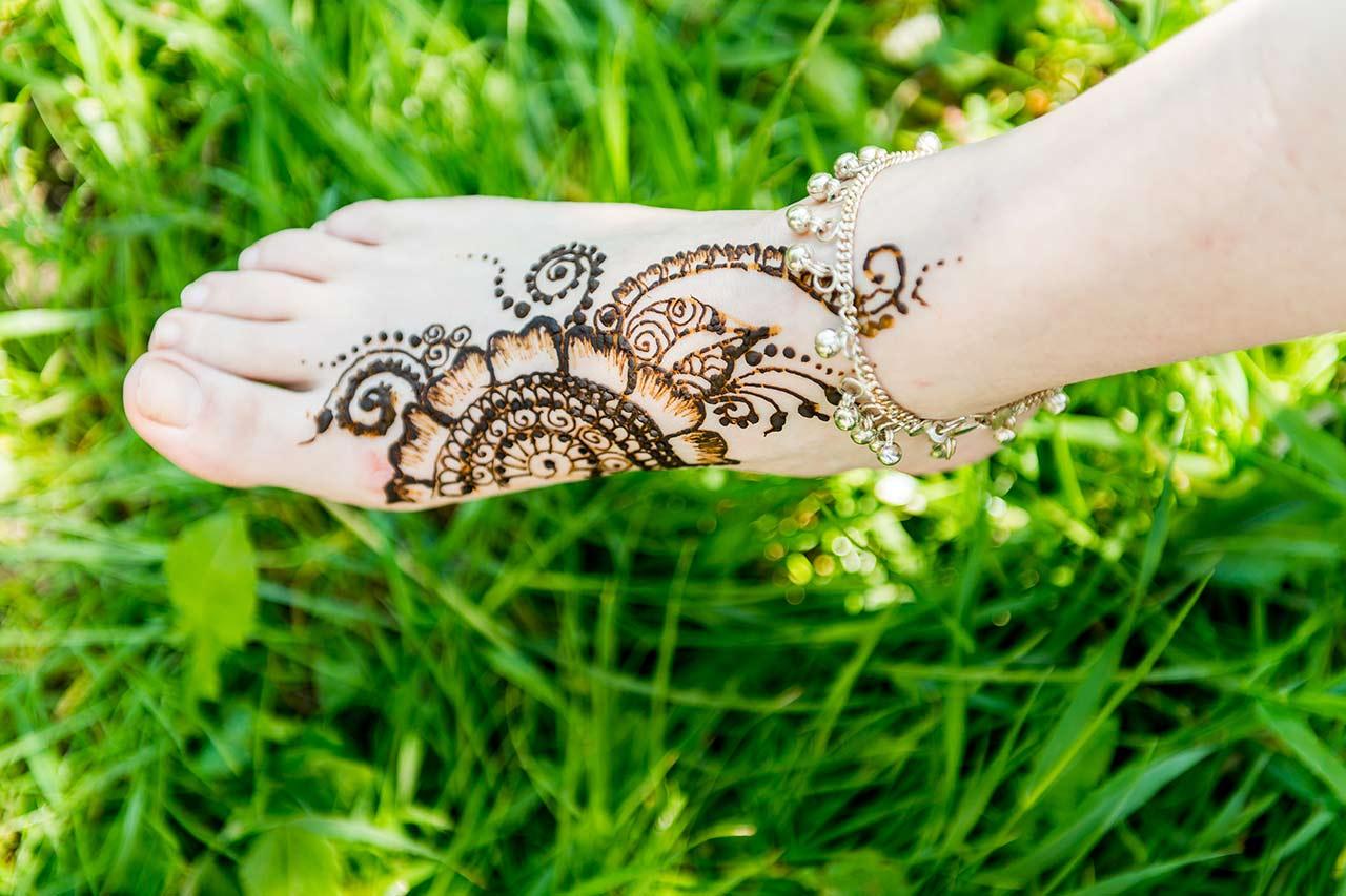 Henna Tattoo Anleitung