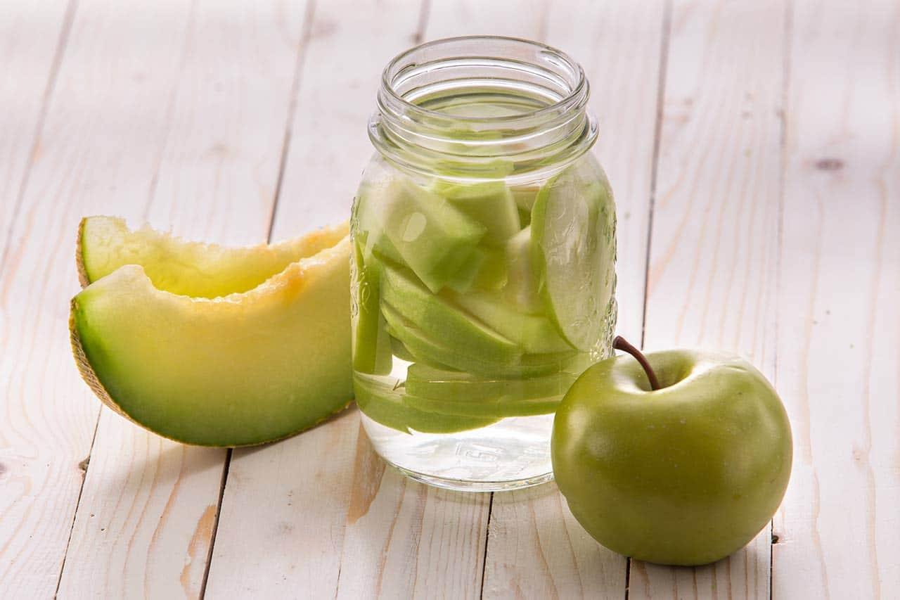 apfelwasser mit honigmelone rezept