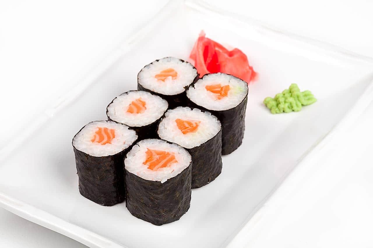 Maki Sushi selber machen, Anleitung, Rezept für Anfänger