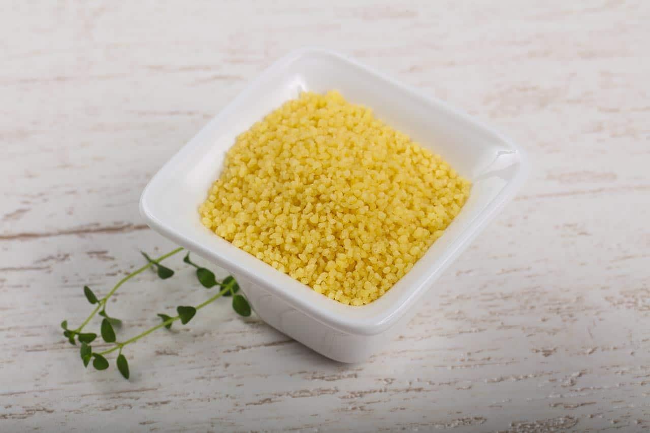 Couscous kochen, Zubereitung