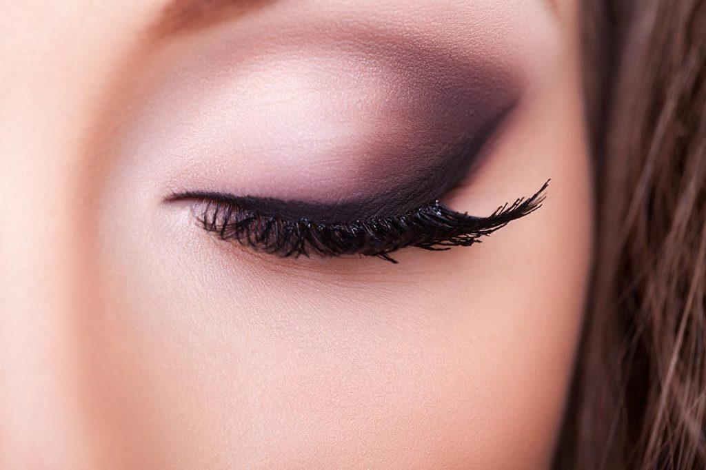 Grundlagen Make-up Augen