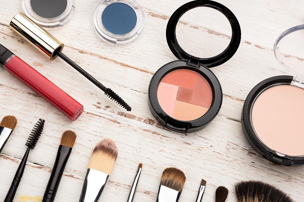 Make-up Grundlagen
