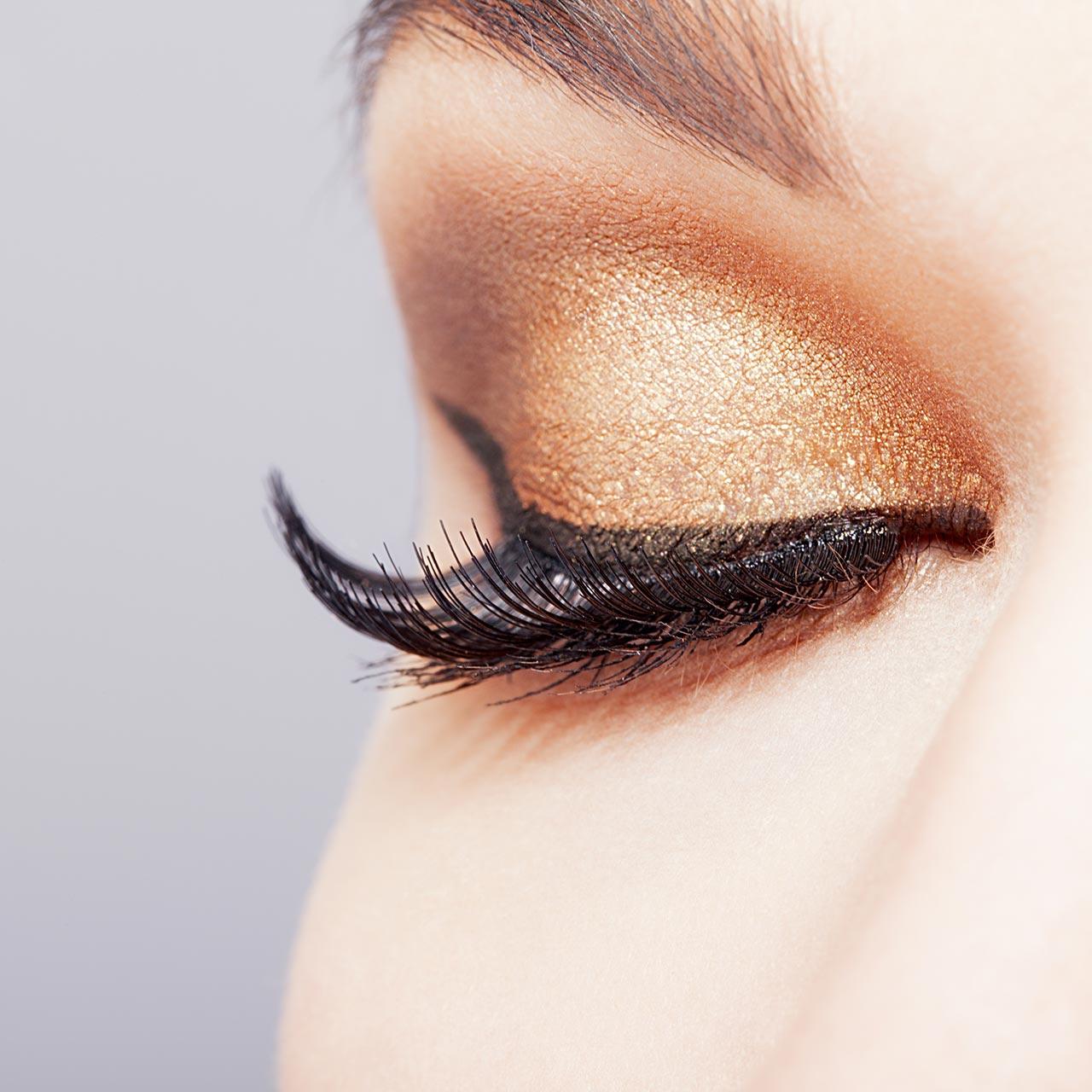 schlupflider lidschatten eyeliner