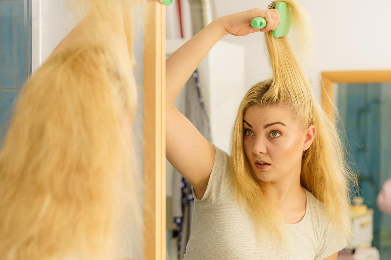 Fettige Haare Hausmittel Soforthilfe
