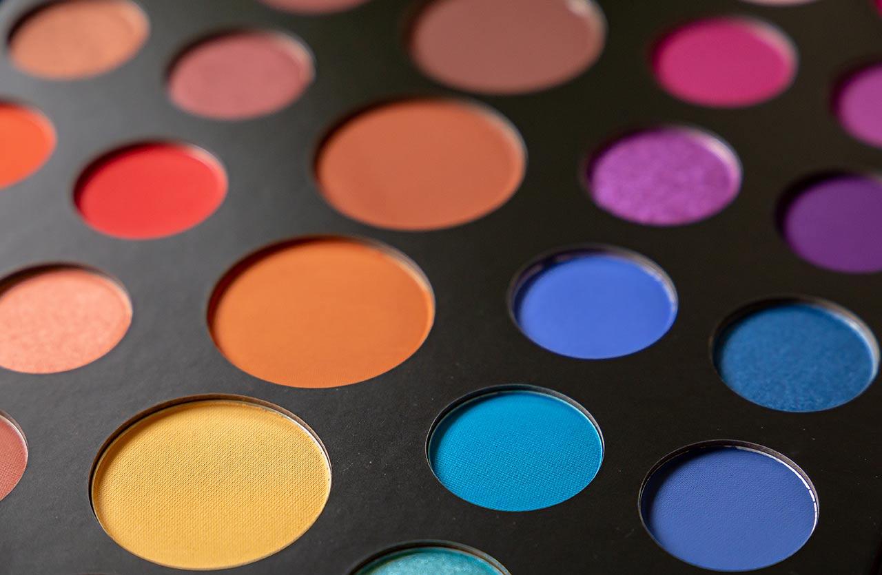 palette james charles morphe