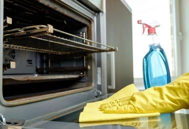 Backofen reinigen Hausmittel