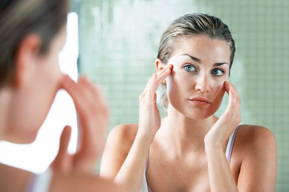 Fettige Haut Ursachen, Hausmittel