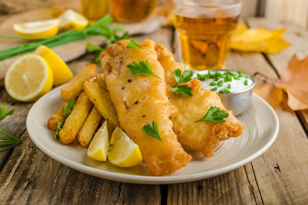 Original Fish and Chips Rezept
