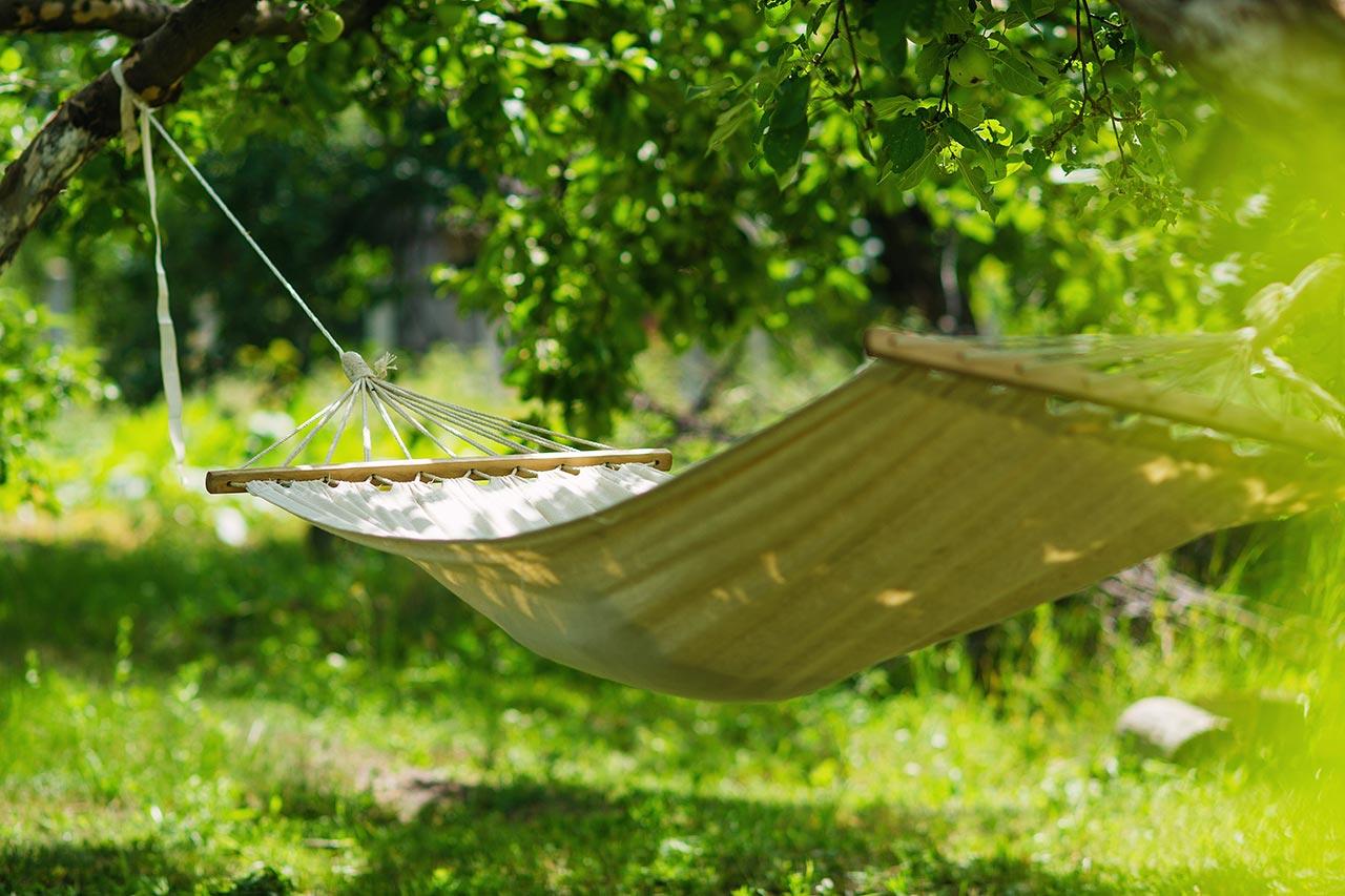Entspannung Alltag Natur