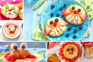 Ideen Frühstück Kinder