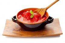 Italienische Tomatensauce für Pizza