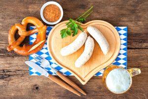Weißwurst kochen