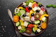 Griechischer Salat Rezept