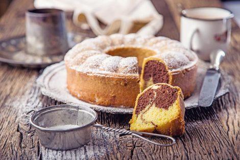 Omas Marmorkuchen Rezept