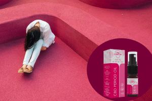 Pink CBD Oel Titel