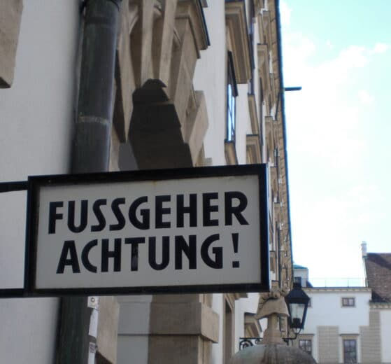 Fussgeher