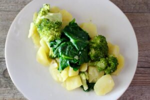Kartoffel Pfanne